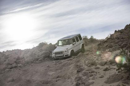2018 Mercedes-Benz G 550 - USA version 240