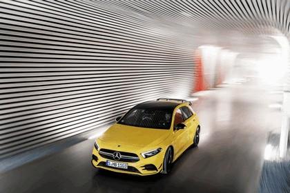 2018 Mercedes-AMG A 35 4Matic 25