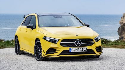 2018 Mercedes-AMG A 35 4Matic 5