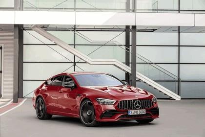 2018 Mercedes-AMG GT 43 4Matic+ 4-door coupé 5