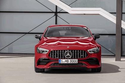 2018 Mercedes-AMG GT 43 4Matic+ 4-door coupé 7