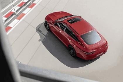 2018 Mercedes-AMG GT 43 4Matic+ 4-door coupé 9