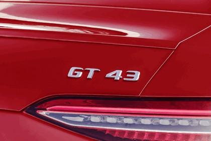 2018 Mercedes-AMG GT 43 4Matic+ 4-door coupé 11