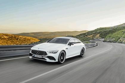 2018 Mercedes-AMG GT 43 4Matic+ 4-door coupé 13