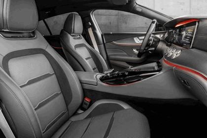 2018 Mercedes-AMG GT 43 4Matic+ 4-door coupé 15