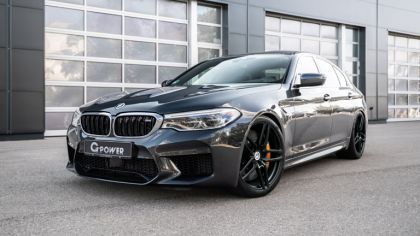 2018 G-Power M5 ( based on BMW M5 F90 ) 9