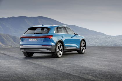 2019 Audi e-Tron 3