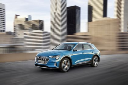 2019 Audi e-Tron 19