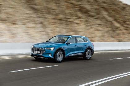 2019 Audi e-Tron 51