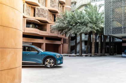 2019 Audi e-Tron 73