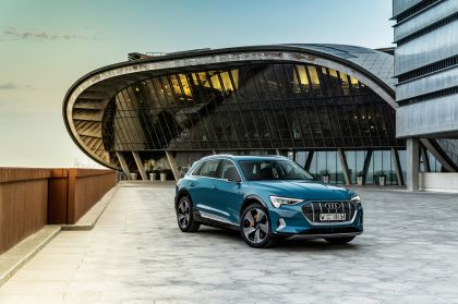 2019 Audi e-Tron 78