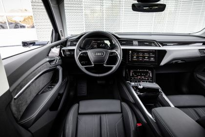 2019 Audi e-Tron 97