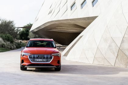 2019 Audi e-Tron 116
