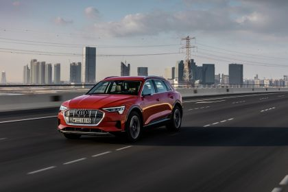 2019 Audi e-Tron 134