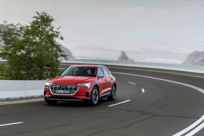 2019 Audi e-Tron 143