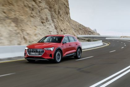 2019 Audi e-Tron 145