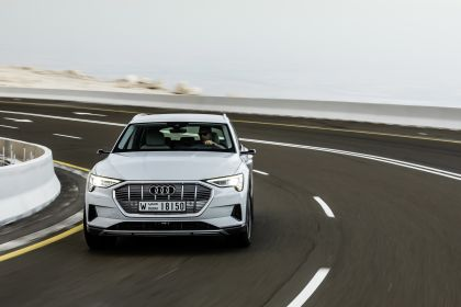2019 Audi e-Tron 205