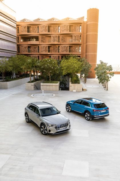 2019 Audi e-Tron 254