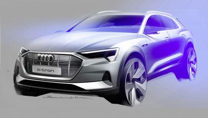2019 Audi e-Tron 350