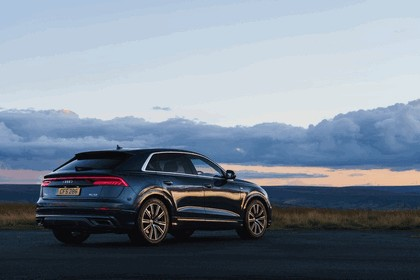 2019 Audi Q8 - UK version 5