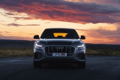 2019 Audi Q8 - UK version 7