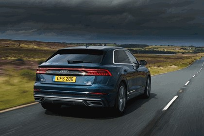 2019 Audi Q8 - UK version 17