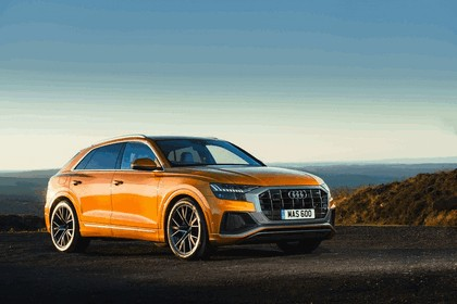 2019 Audi Q8 - UK version 19