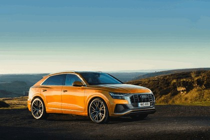 2019 Audi Q8 - UK version 20
