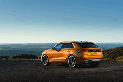 2019 Audi Q8 - UK version 21