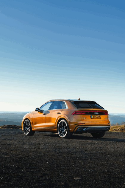2019 Audi Q8 - UK version 22