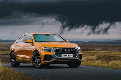 2019 Audi Q8 - UK version 25