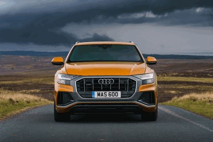 2019 Audi Q8 - UK version 28