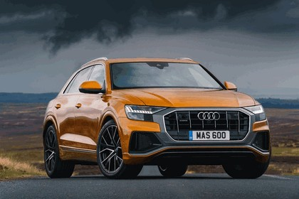 2019 Audi Q8 - UK version 31