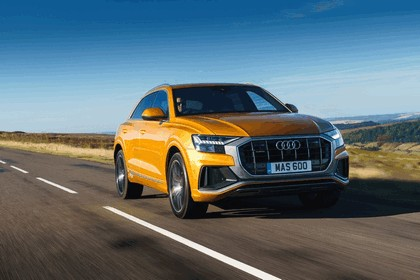 2019 Audi Q8 - UK version 34