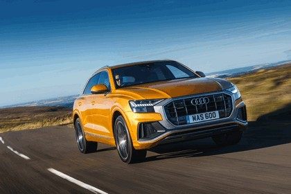 2019 Audi Q8 - UK version 35