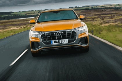 2019 Audi Q8 - UK version 39
