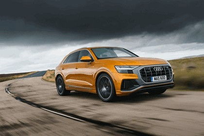 2019 Audi Q8 - UK version 41