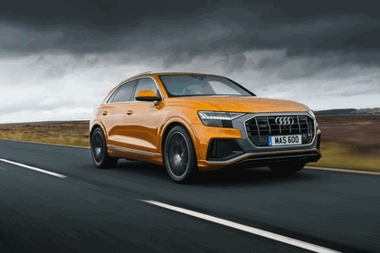 2019 Audi Q8 - UK version 42