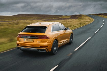 2019 Audi Q8 - UK version 43