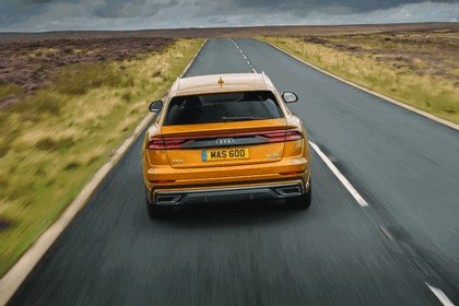 2019 Audi Q8 - UK version 44