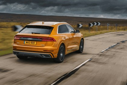 2019 Audi Q8 - UK version 45