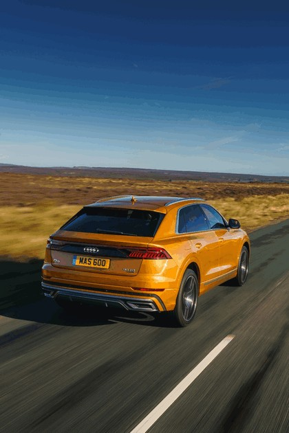 2019 Audi Q8 - UK version 48