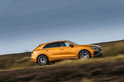 2019 Audi Q8 - UK version 50