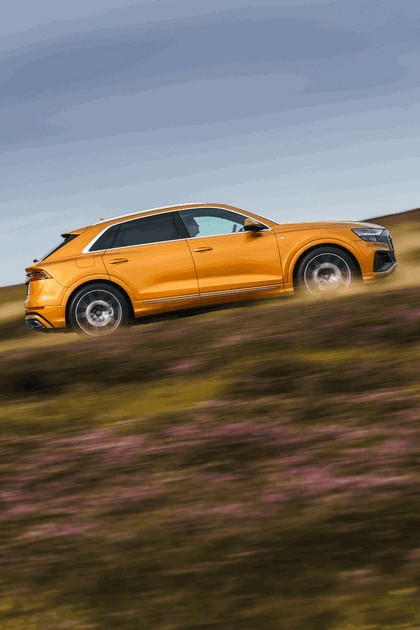 2019 Audi Q8 - UK version 51