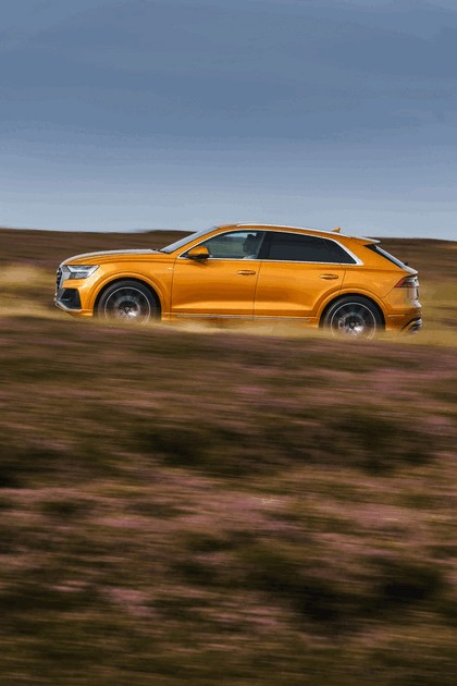 2019 Audi Q8 - UK version 53