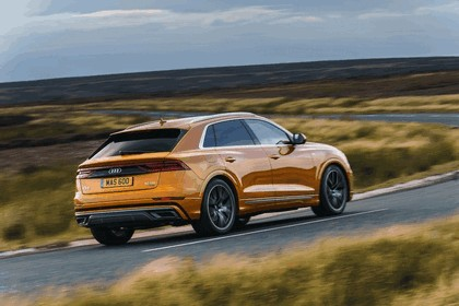 2019 Audi Q8 - UK version 54