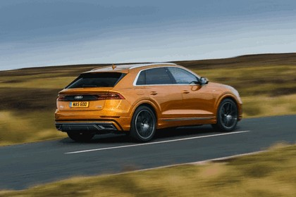 2019 Audi Q8 - UK version 56