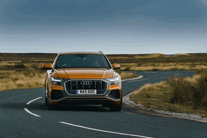 2019 Audi Q8 - UK version 57