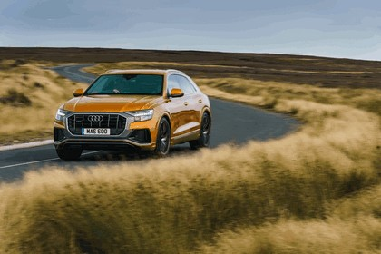 2019 Audi Q8 - UK version 60