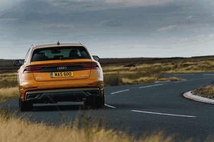 2019 Audi Q8 - UK version 61